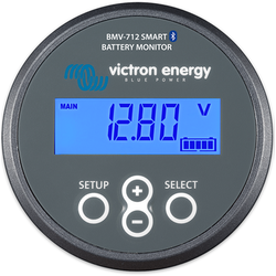 Victron Energy BAM030712000R - BMV-712, batterimonitor inklusive 500A shunt, inbyggd Bluetooth