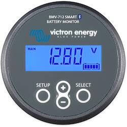 Victron Energy BAM030712000R - BMV-712, batterimonitor inklusive 500A shunt, inbyggd Bluetooth