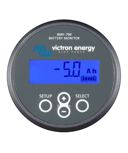 Victron Energy BAM010700000R - BMV-700, batterimonitor inklusive 500A shunt