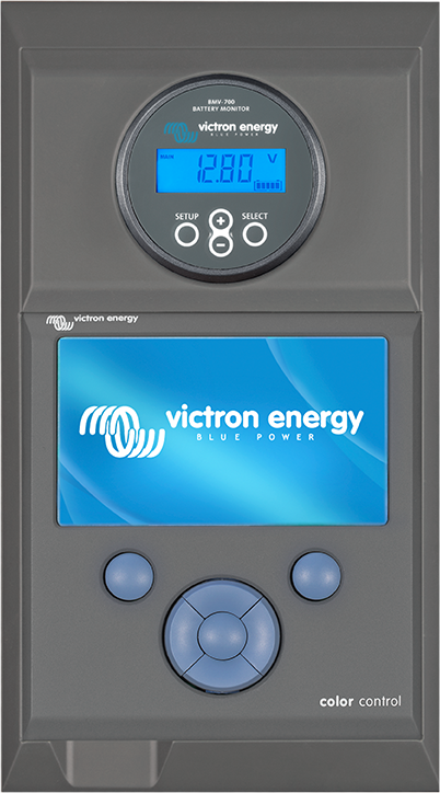 Victron Energy - Väggfäste till Color Control GX samt BMV