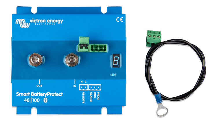 Victron Energy BPR110048000 - Smart Battery Protect 48V-100A, Bluetooth