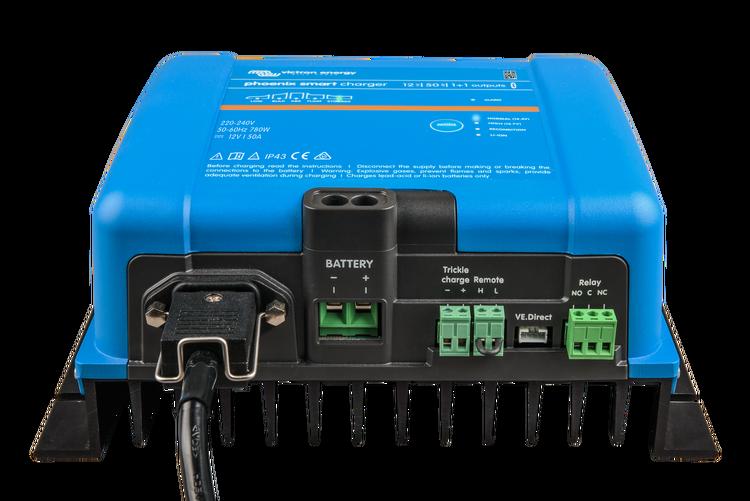 Victron Energy - Phoenix Smart IP43 Charger 24/25(1+1) 230V BT exkl kabel
