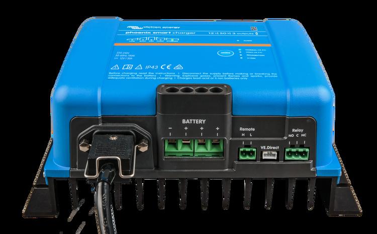 Victron Energy - Phoenix Smart IP43 Charger 24/25(3) 230V BT exkl kabel