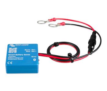 Victron Energy SBS050150200 - Smart Battery Sense. Mäter volt/temp på batterier, ansluts till MPPT-regulatorer med Bluetooth, lång räckvidd (10 m)