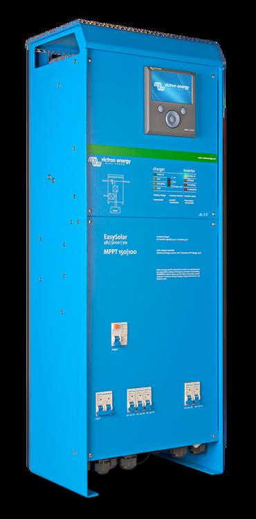 Victron Energy PMP485027010 - EasySolar 48/5000/70-100, MPPT 150/100, Color Control GX