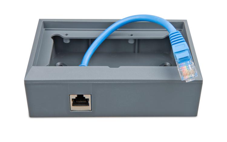 Victron Energy ASS050300010 - Väggfäste till GX-paneler med mått 65x120 mm
