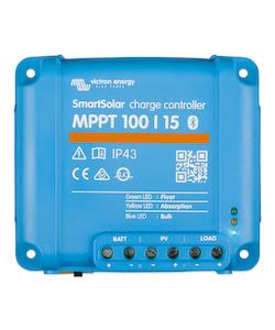 Victron Energy SCC110015060R - SmartSolar MPPT 100/15, solcellsregulator