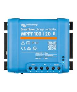 Victron Energy SCC110020160R - SmartSolar MPPT 100/20, solcellsregulator