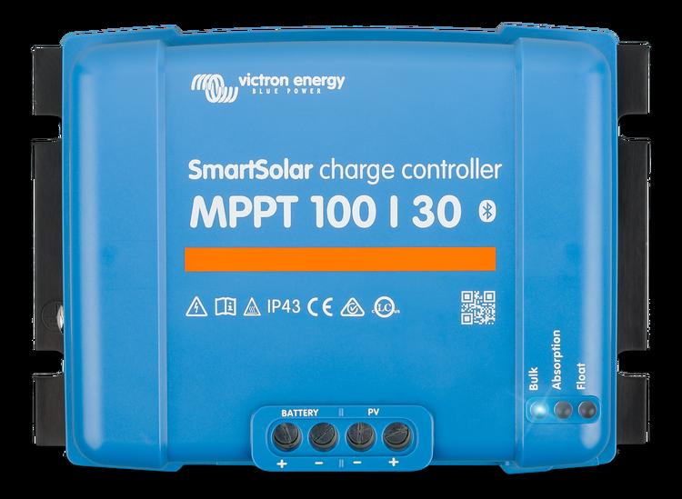 Victron Energy SCC110030210 - SmartSolar MPPT 100/30, solcellsregulator