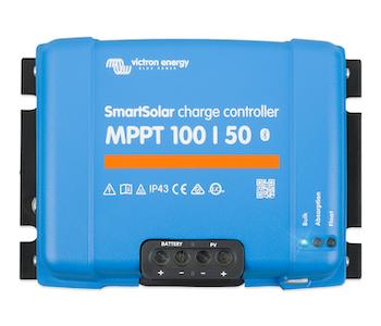 Victron Energy SCC110050210 - SmartSolar MPPT 100/50, solcellsregulator