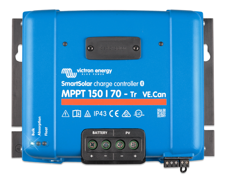Victron Energy SCC125085411 - SmartSolar MPPT 250/85-Tr VE.Can