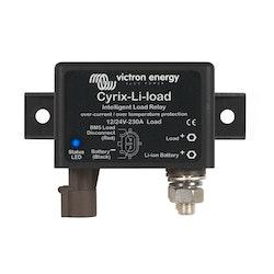 Victron Energy CYR020120450 - Cyrix-Li-Load 24/48V-120A, skyddsrelä mot urladdning av lithium-batterie