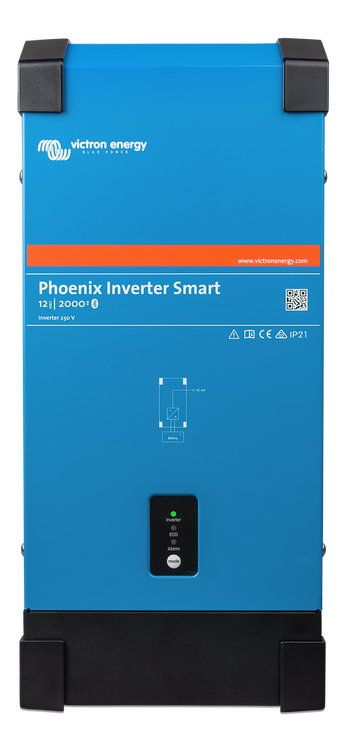 Victron Energy PIN122200000 - Phoenix Inverter 12/2000 230V Smart
