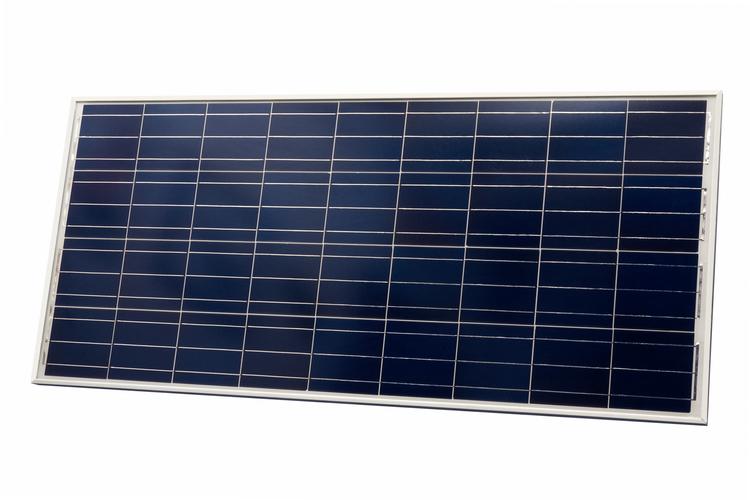 Victron Energy SPP040201200 - Solpanel P-20W-12V, polykristallin, 440 x 670 x 25 m