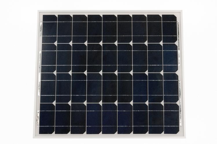 Victron Energy SPM040201200 - Solpanel M-20W-12V, monokristallin, 440 x 350 x 25 mm