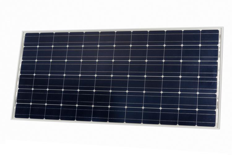 Victron Energy SPM041151200 - Solpanel M-115W-12V, monokristallin 1015 x 668 x 30 mm