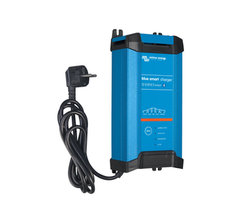 Victron Energy - Blue Smart IP22 batteriladdare 12V/30A 3 utgångar BT Lithium och blybatterier