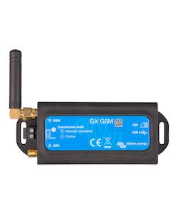 Victron Energy GSM100100100 - GX GSM. Ansluts till en Venus-produkt, skickar data till VRM