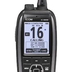Icom 80393 - IC-M93D Bärbar Marinradio med GPS & DSC