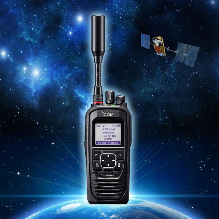 Icom 87300 - IC-SAT100 Iridium Satellitradio