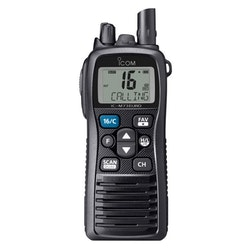Icom 80374 - IC-M73EURO Plus Bärbar Marinradio