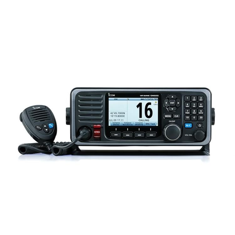 Icom 10170 - GM600 GMDSS-radio med DSC klass-A