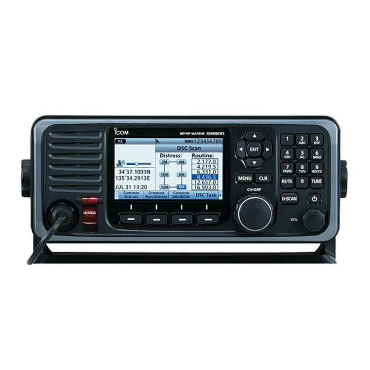 Icom 10180 - IC-GM800 #01 150W MF/HF Class A DSC