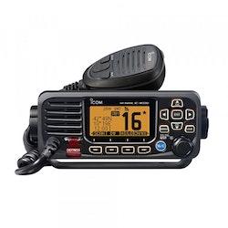 Icom 81430 - IC-M330E Fast VHF-Radio Svart