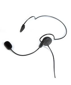 Icom 64328 - ProEquip PRO-LWB 25L Lättviktsheadset med mikrofonbom