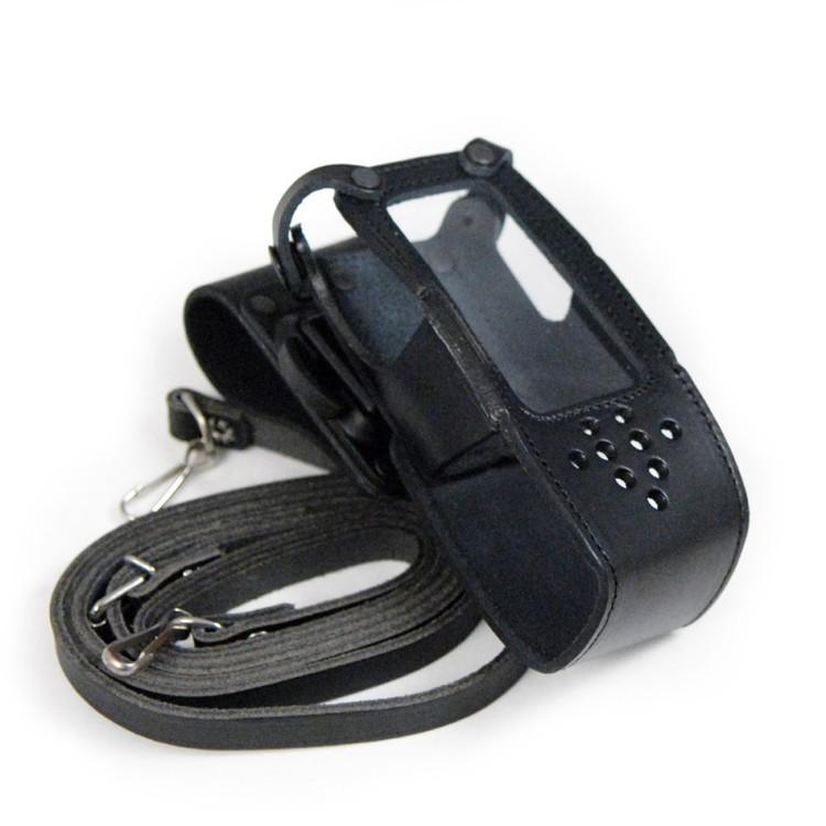 Icom 91154 - IC-M71/M73 Läderväska