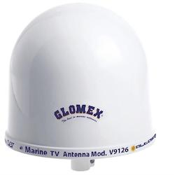 Glomex V9126 - TV-antenn Kupol Ø 25 cm