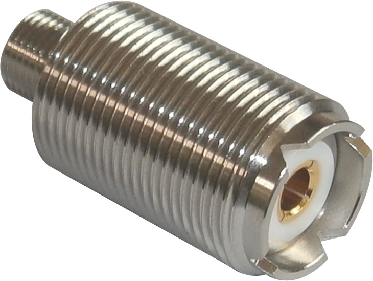 Glomex RA351 - Adapter FME-hona till SO239-hona