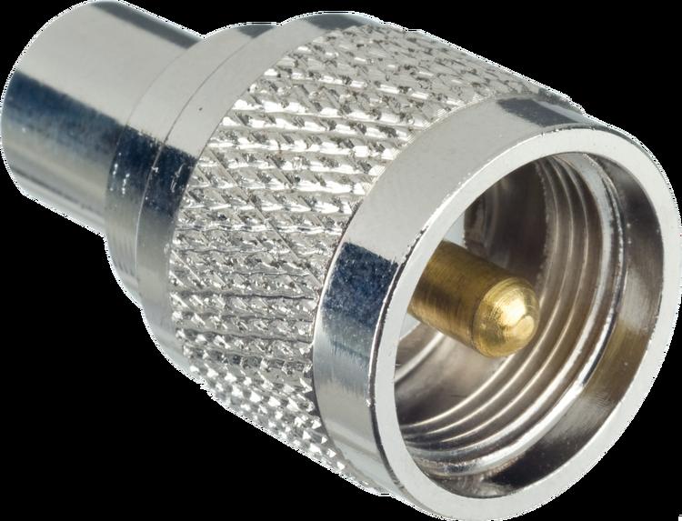 Glomex RA352 - Adapter FME-hane till PL259-hane