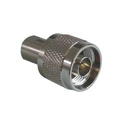 Glomex RA354 - Adapter FME-hane till N-hane