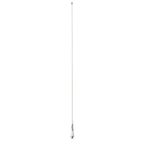 Glomex RA106GRP/FME - VHF-antenn GRP spröt 900mm