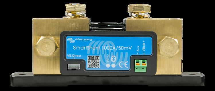 Victron Energy SHU050210050 - SmartShunt 1000A/50mV