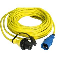 Victron Energy SHP306002500 - Landströmskabel 25 meter, 32A/250V, 3x6 mm2