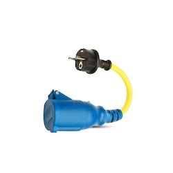 Victron Energy - Adapterkabel 16A/250V, Schucko-kontakt/CEE