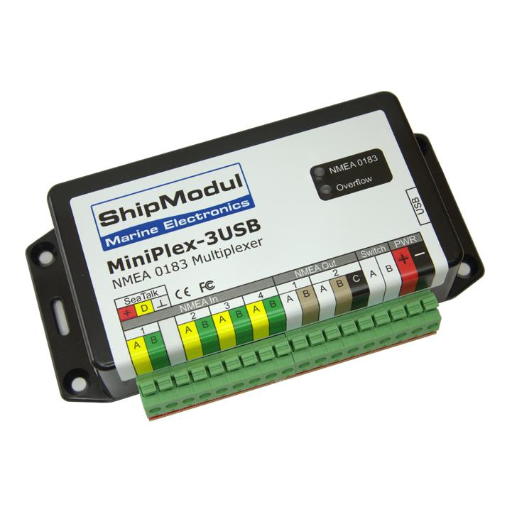 ShipModul 1131 - MiniPlex 3, USB