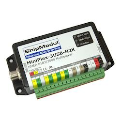 ShipModul 1135 - MiniPlex-3USB-N2K, USB & NMEA 2000