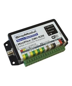 ShipModule 1137 - MiniPlex-3Wi-N2K, WiFi, USB & NMEA 2000