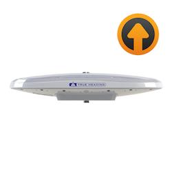 True Heading V200-075 - V200 uppgradering från 1,5grader till 0,75grader graders kurs noggrannhet