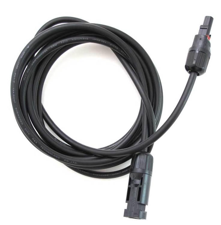 Victron Energy SCA001000100 - Solcellskabel 10 meter, 6 mm2