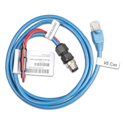 Victron Energy ASS030520200 - VE.Can till NMEA 2000-adapter, Micro-C hane