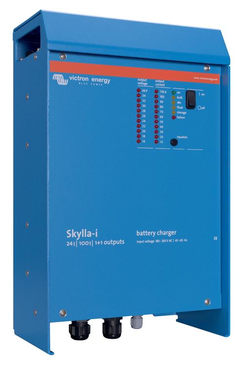 Victron Energy SKI024080000 - Skylla-i 24V/80A, 1+1 utgång, 230V