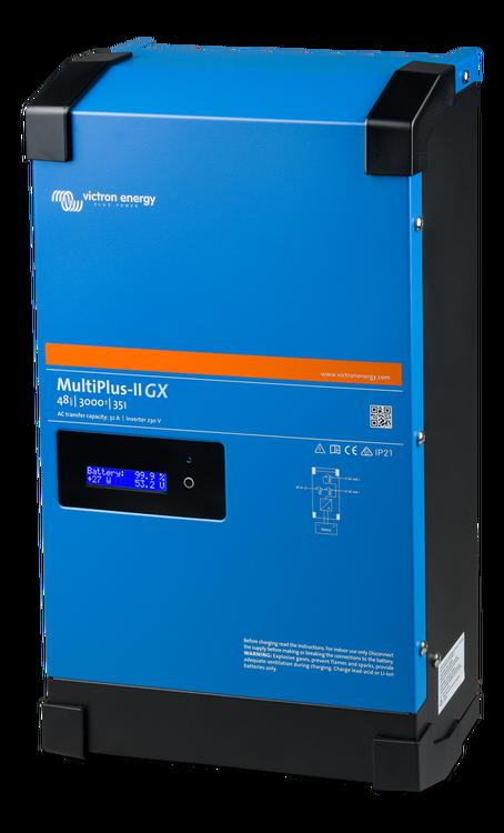 Victron Energy PMP482306000 - MultiPlus-II 48/3000/35-32, 230V, GX