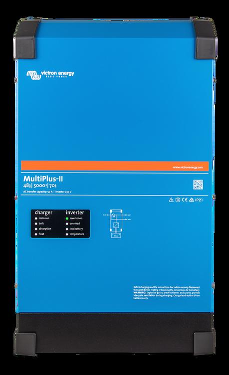 Victron Energy PMP482505010 - MultiPlus-II 48/5000/70-50 230V