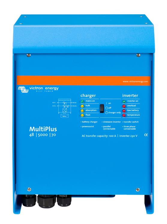 Victron Energy - MultiPlus 48/5000/70-100 230V VE.Bus