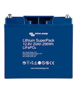 Victron Energy BAT512020705 - Lithium SuperPack 12,8V/20Ah (M5)