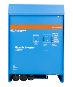 Victron Energy PIN243020000 - Phoenix Inverter 24/3000, 230V, VE.Bus